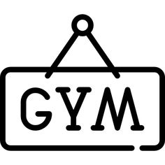Gym free vector icon designed by Freepik Fitness Diary, Fitness Icon, Vector Icons, Vector Free, Gym Icon, Cricut Air 2, Cute Desktop Wallpaper, Website Icons, Instagram Highlight Icons