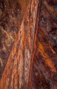 Rusted Wall ~ Katrina Wright