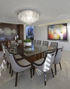 Dining room design (From Victoria Plasencia Interiorismo)