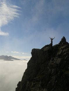 Pure freedom :-) Lofoten, Norway, Freedom, Hiking, Pure Products, Mountains, Water, Travel, Outdoor