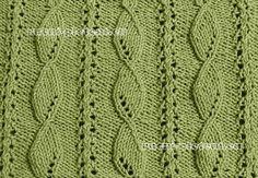 Vzory a popisy pro ruční pletení. Obrázkové předlohy pro barevné pletení. ZDARMA grafické popisy vzorů pro ruční pletení.