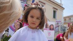 """Ο """"Παράδεισος"""" των Εθελοντών : HAIR for HELP  Στην κεντρική πλατεία του Αγίου Πέτρου Άργους, στο πλαίσιο των Αθλητικών εκδηλώσεων της Κυριακής 6 Μαΐου 2018, οι Εθελοντές της Αγάπης στο Συνάνθρωπο, χάρισαν χαμόγελα και συγκινήσεις ! Hair Clinic, Girls Dresses, Flower Girl Dresses, Crown, Wedding Dresses, Fashion, Dresses Of Girls, Bride Dresses, Moda"""