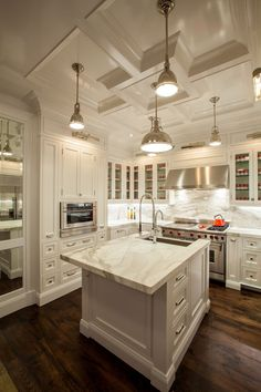 Covet House provides you excellent kitchen ideas to inspire you to remodel your house décor. See more interior design ideas here www.covethouse.eu #houseremodeling