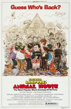BRING BACK THE 70'S!! Here are some newly listed movie posters from the 1970's that I just put in my Ebay store. All available for purchase - just click on the link below . . .   ANIMAL HOUSE - R79 -  Original TRI-FOLDED 27x41 Movie Poster - JOHN BELUSHI
