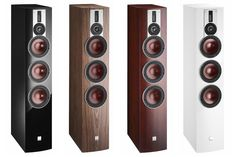 High end audio audiophile speakers DALI Rubicon 8 | The Ear