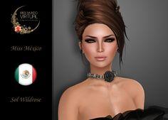 https://flic.kr/p/xYddz9 | Miss México - Sol Wildrose | Aquí están! Tenemos el inmenso honor de presentales a las Candidatas Oficiales a Miss Mundo Virtual 2016, una de ellas será la próxima representante de la Belleza Latina.