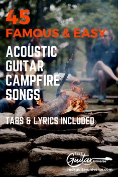 Guitar Songs, Acoustic Guitar, My Music Playlist, Campfire Songs, Losing My Religion, Summer Songs, Bon Iver, Skinny Love, Pumped Up Kicks