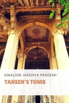 Tansen was considered as one of the Navaratna aka nine gems of Emperor Akbar's court. Visit his tomb present at Gwalior, MP, India. The complex also houses his Guru's memorial which is one of the finest representation of Indian architecture
