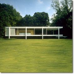 Mies Van der Rohe - So close, yet I've never been :(