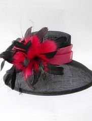 Women/Flower Girl Flax Hats With Wedding/Party ... – AUD $ 41.09