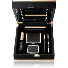 Estee Lauder Limited Edition Est&e Lauder Victoria Beckham Collection... ($1,200) ❤ liked on Polyvore featuring beauty products, makeup, beauty skin care sets, estee lauder makeup, estee lauder cosmetics and estée lauder