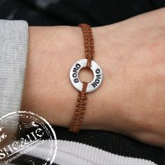 personalized bracelets, friendship bracelets, name bracelets, bransoletki personalizowane, macrame