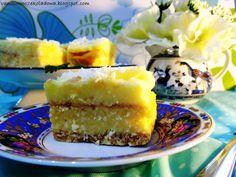 Słodko i wytrawnie. : Sernik Pina Colada (Ananas i kokos)