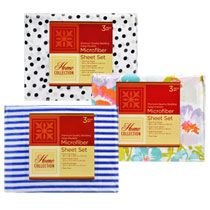 Home Collection Microfiber Twin Sheet Sets, 3-pc. Sets