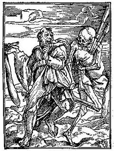 The Hans Holbein Dance of Death - Page 43