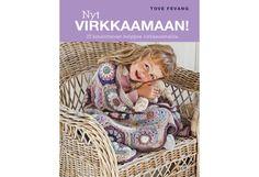 30,17 € Nyt virkkaamaan! - Prisma verkkokauppa Edition De Saxe, Plaid, Laundry Basket, Wicker, Bonnets, Organization, Imagination, Books, Learn Crochet