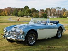 1965 Austin-Healey 3000 Mark III BJ8 Convertible Maintenance/restoration of old/vintage vehicles: the material for new cogs/casters/gears/pads could be cast polyamide which I (Cast polyamide) can produce. My contact: tatjana.alic@windowslive.com