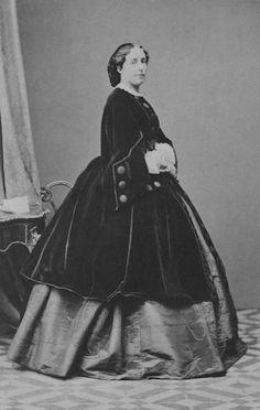 9218313ceb6 Archduchess Elisabeth Franziska Romantic Period