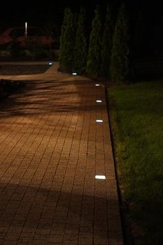 Kostka brukowa LED - Kwadrat - Granit CLARO OŚWIETLENIE LED