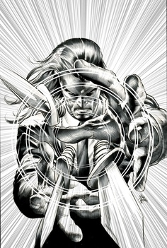 By Mike Deodato Jr.