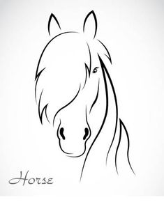 Newest Cost-Free Animal Crafts horse Style Document platter family pets are a great children craft idea. Many are incredibly simple and easy , inexpensi Easy Horse Drawing, Horse Drawings, Horse Stencil, Animal Crafts, Horse Art, Easy Drawings, Cute Easy Animal Drawings, String Art, Line Drawing