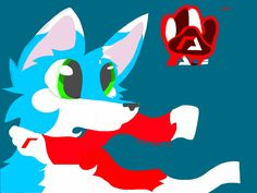 Ace the husky