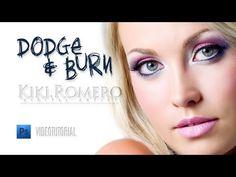 Dodge & Burn Photoshop Tutorial (ESPAÑOL) Volumen I - Kiki Romero Fotografia © Studio Pictorium - YouTube