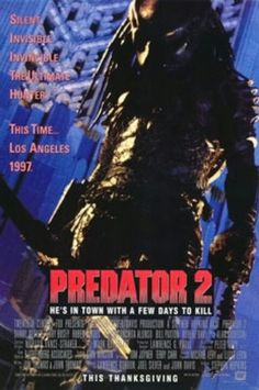 Predator 2(1990)