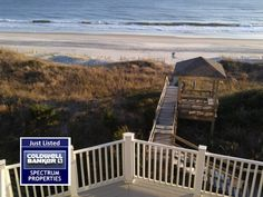 NEW LISTING!! Coldwell Banker Spectrum Properties is very happy to assist the Seller in placing this beautiful condominium on the market for sale!! Located at 2111 W Fort Macon Road Unit 350 in the community of Dunescape, Atlantic Beach, NC!! www.cbspectrumproperties.com #newlisting #condolife #atlanticbeachnc #mycrystalcoast #coldwellbankerspectrumproperties #wherehomebegins