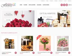 inMotion Flowers: Magento Project Details by inMotion Graphics