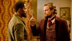 Scene from Django Unchained. Large jpeg form Google Images (2000x1141)