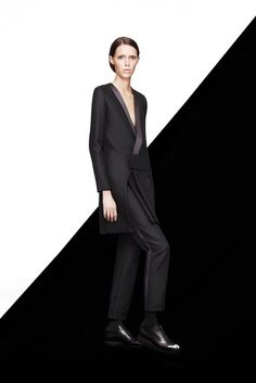 Costume National | Pre-Fall 2012 Collection | Vogue Runway