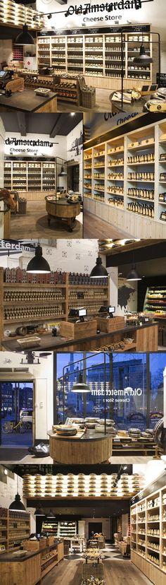 Verhaag past hout toe in vloeren en wand- en plafondbetimmeringen binnen de projectmarkt. www.verhaagparket.nl