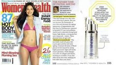Luminesce Cellular Rejuvenation Serum Restore youthful vitality and radiance to the skin and reduces the appearance of fine lines and wrinkles Dna Repair, Womens Health Magazine, Younger Skin, Anti Aging Skin Care, Healthy Skin, Health And Beauty, Women's Health, Skincare, Magazines