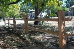SPLIT RAIL « Arbor Fence Inc | a Diamond Certified Company