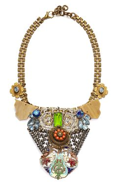 LULU FROST 100 YEAR COLLECTION  | 100 Year Necklace by Lulu Frost for Preorder on Moda Operandi