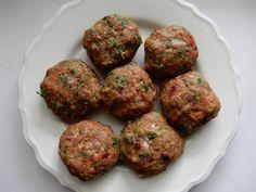 Recept Köfte zonder pakjes en zakjes – BBQ Tip