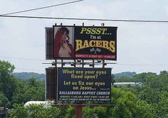 30 Truly Unfortunate Advertising Fails
