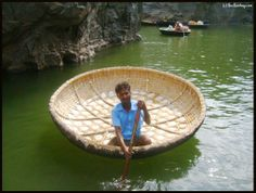 The Coracle Boat