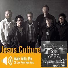 """Escute a música """"Walk With Me"""" do CD Live From New York do Jesus Culture / Listen to the song """"Walk With Me"""" from the CD Live From New York by Jesus Culture: http://www.onimusic.com.br/player/player.aspx?IdMusica=963&utm_campaign=musicas-oni&utm_medium=post-15abr&utm_source=pinterest&utm_content=jesus-walk-with-me-trecho-player"""