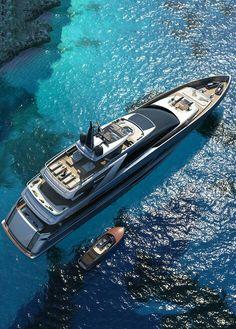 Yacht Design, Boat Design, Private Yacht, Private Jet, Bateau Yacht, Cool Boats, Yacht Boat, Power Boats, Jet Ski