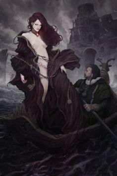 Melisandre by Ed Ko