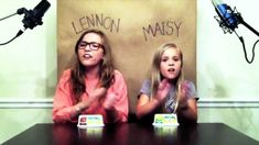 Call Your Girlfriend Robyn/ Erato cover by Lennon & Maisy Stella.  Oh my god this is beautiful.  I'm pretty sure it has the same rhythms as the cup song from Pitch Perfect - who wants to learn this with me???