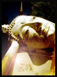 Beautiful Buddha in Beautiful Ayutthaya