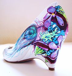 Behind The Painted Shoes by Love, Miranda Marie: January 2012