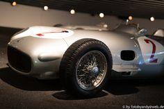 foto by andy: Ein Tag im Mercedes-Benz Museum - #Teil 9 - Silber...