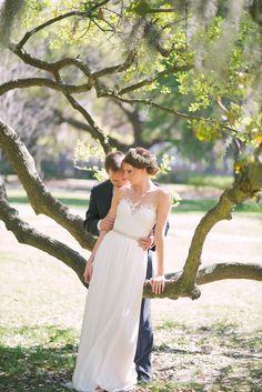 Alex & Matthew // Ivory & Beau Real Bride  #savannahflorist #sarahseven #violethour #savannahwedding #goldwedding #adeleamelia #goldsash #babysbreath #ivoryandbeau #savannahweddings #savannahbridalboutique #savannahweddingdress