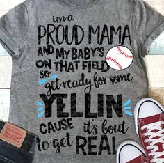 Excited to share the latest addition to my #etsy shop: Proud Mama, Baseball Mom svg, mom dxf, eps, png, Baseball Mama svg, Baseball svg, files for svgs, iron on decal, Softball team svg, png #supplies #cardmakingstationery #momsvg #baseballsvg #baseball #baseballshirtsvg #baseballteamshirt #framing #likecircuit