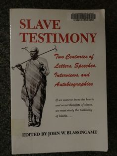 Search Results for slave testimony Will Turner, Local History, Black History Month, Audio Books, The Fosters, Texts, Centre, February
