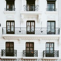 Fachadas de Bilbao www.bilbaomola.com